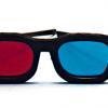 Rood/Blauw Computer Bril - Original Model