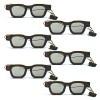 Polarized Bril - original model (elastisch) 6 pack